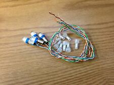 Receiver Kenwood Kr-7600 /Kr-4400/ Kt-7300/ Kr-10000 front panel blue Led lamps.