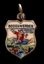 Colgante Charm emblema ❤ cuentos de hadas Munchausen Bodenwerder ❤ b96