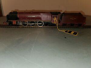 Hornby Dublo OO Scale 46245 British Railways 4-6-2 Steam Loco/Tender - runs