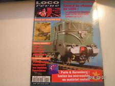 "**c Loco Revue n°579 La 030 T Boer en O / Chee Tor du N "" Fine scale "" anglais"