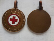 medaglia Croce Rossa CRI Cremona