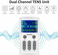 OSITO EMS 25Modes Tens Machine Massager Pulse Muscle Stimulator Pain Therapy Pop