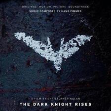 Hans Zimmer-The Dark Knight Rises-CD NEUF