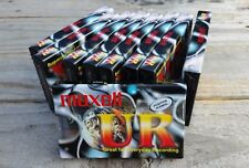 9 Maxell UR90 Blank Audio Cassette Tapes New Sealed