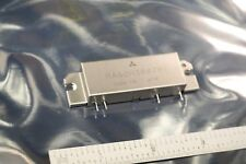 Mitsubishi Rf Uhf Pa Module Ra60h3847m1 60w 378 400 450 470 Mhz At 50mw Input