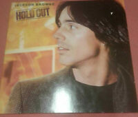 Jackson Browne - Hold Out LP Vinyl 1980 AS 52226 GER Disco Apocalypse uvm