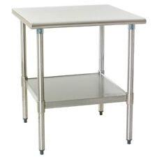 Eagle Group T3036Sb Budget Series WorkTable w/ Stainless Steel Top, 36in x 30in