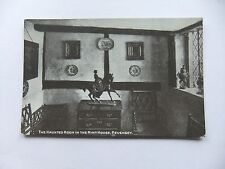 Sussex Eastbourne Pevensey - The Haunted Room in the Mint House- postcard