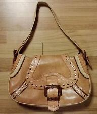 Miss M Handbag Golden Brown