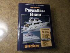 2007 PowerBoat Guide by Ed McKnew McKnew (2006, Paperback)