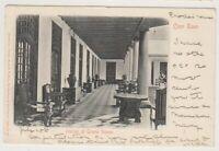 South Africa postcard - Interior of Groote Schnur, Cape Town - P/U 1903 (A15)