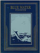 The Log of a Sea Angler by Charles Frederick Holder Limited Edition Blue Leather