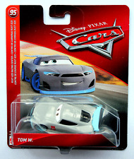 CARS 3 -  TOM W. Racing Center -  Mattel Disney Pixar - INTROVABILE