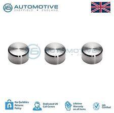 Aston Martin DB9 Vantage Heater Control Knobs Metal Alloy Upgrade Centre Console