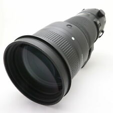 SIGMA Sports 500mm F/4 DG OS HSM (for Canon EF ) #144