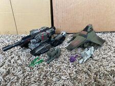 Transformers Netflix Lot Megatron Sparkless Seeker Singe Caliburst Voyager