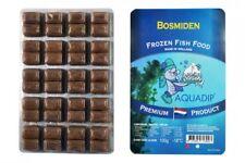 18 x Bosmiden 100 gram Blister Packs - Premium Frozen Fish Food