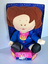 Vintage Nos 1997 Tyco Rosie O'Donnell 17 In. Talking Plush Doll Works