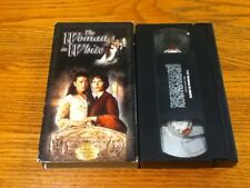 The Woman in White VHS 1998 Video Tara Fitzgerald Ian Richardson Supernatural