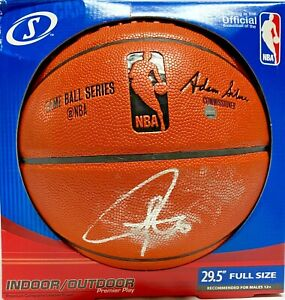 Golden State Warriors Stephen Curry Signed Basketball Fanatics A888322