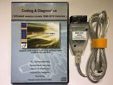 Mini VCI J2534 Diagnostic Cable For Toyota Lexus Scion TIS Techstream V13.00.022