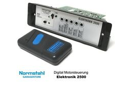 Normstahl Elektronik 2500 Digital Motorsteuerung 1-Kanal Handsender 40,685 MHz