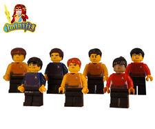 Custom LEGO Star Trek The Original Series 2009 Choice of 7 minifigure Kirk Spock