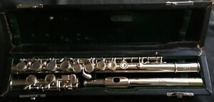 Pichard Artist Flute French Antique/Vintage Flute