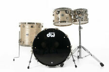 DW Drumset Creme Oyster Finish Ply USA Schlagzeug Collectors / Batterie Bateria
