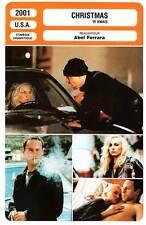 FICHE CINEMA : CHRISTMAS - D.de Matteo,A.Ferrara 2001 R Xmas