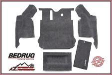BedRug™ Rear 5 Piece Cargo Kit 11-18 Jeep Wrangler JKU 4 Door BRJK11R4