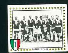 Fig. Calciatori Panini 1979-80 N.481 Casale 1913-14! St.3 Stelle! Nuova! Rara!!