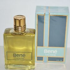 Rare -HTF Vintage Original Bene Cologne By Ben Rickert New Sealed Box 4 oz