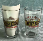 Bridgeport Brewing Imperial India Pale Ale Beer Pint Glasses (2)