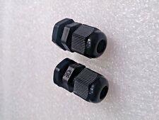 1 PAIR - IP67 Waterproof 3 ~ 6.5mm Diameter Cable Gland Connectors (25 x 35mm)