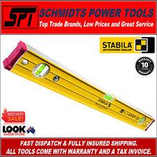 STABILA 600mm MAGNETIC SPIRIT LEVEL TRADE RIBBED FRAME 96-2-M/60 0.6m 60cm - NEW