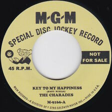 Northern Soul-THE CHARADES-Key To My Happiness / CAROL & GERRI-On You Heartaches