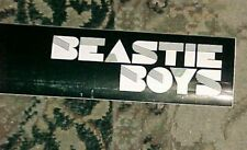 "Beastie Boys Promotional Sticker 2004 ""Check It Out"""