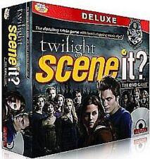 Scene It-Twilight DVD Game-Deluxe Edition, NIB, Sealed, 13-Adult, Boys & Girls