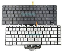 New HP Pavilion 14-AB000 14-AB057CA 14-AB154CA 14-AB166US Keyboard US Backlit