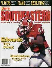 Lindy's Sports Southeastern Football 1997