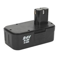 Sealey cp2400mhbp Batería herramienta inalámbrica 24v 2ah NI-MH para cp2400mh