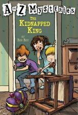 The Kidnapped King (A to Z Mysteries) by Roy, Ron