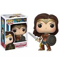 Funko POP ! Wonder Woman #172 DC Comics Wonder Woman Movie Collectible