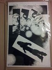 Joe Benitez & Aaron Sowd Original Comic Book Art, Weapon Zero #1 pg. 15 Comic Art