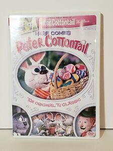 Here Comes Peter Cottontail (DVD, 2005, Re-Release/ Bonus Features Included)