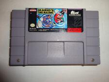 Mario's Time Machine (Super Nintendo Entertainment System, 1993)