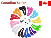 12 Pairs Glasses Antiskid Earmuffs Non-slip Ear Hook Glasses Legs Cover
