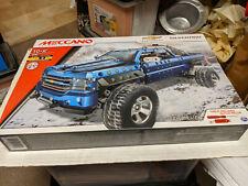 MECCANO Chevrolet Silverado Pickup Truck Building Set # 17307 NEW SEALED RARE