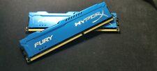 Kingston HyperX PC3-12800 DDR3-1600MHz 16GB (2x8GB) DIMM SDRAM Memory